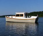 25 Motorboot